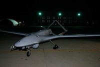 First Turkish drone arrives in Northern Cyprus