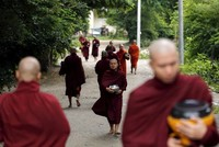 Myanmar arrests Budhist monks, seizes over 4.2M meth pills from monastery