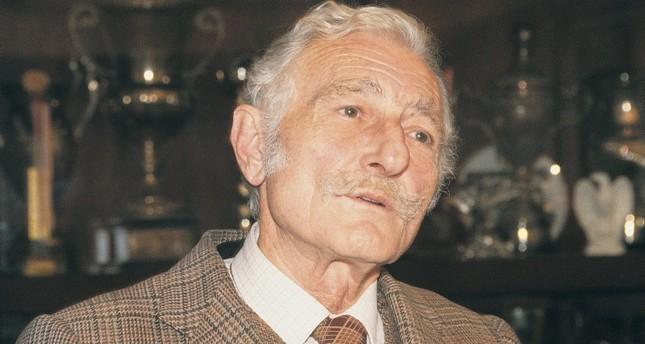 Legendary Beşiktaş president Seba was in MIT's anti-communism division, book says