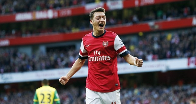 Özil: Chinese offered 100M-pound contract, but I refused