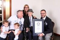 World's oldest man and Holocaust survivor dies in Israel aged 113