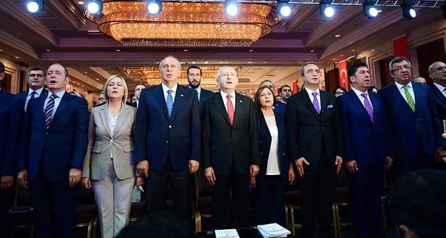 الشعب الجمهوري يتعهد بتشكيل منظمة للتعاون بين تركيا وإيران والعراق وسوريا