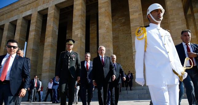 Main opposition CHP marks 96th anniversary with ceremonies nationwide