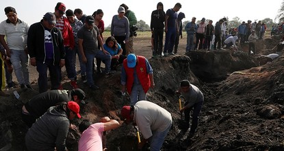 Death toll rises to 89 from Mexico fuel-line explosion
