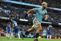 Manchester City demolishes Chelsea 6-0 to move back to top of Premier League
