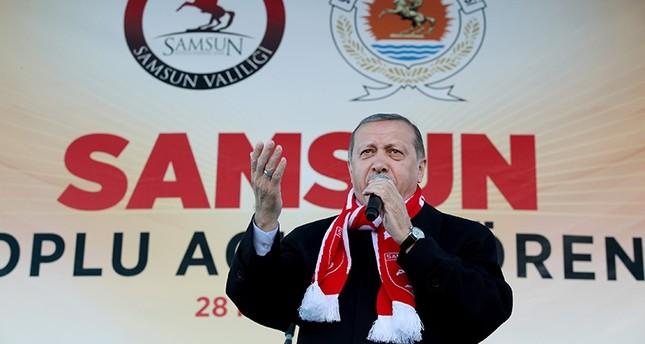 أردوغان: لن نسحب قواتنا من شمال سوريا مادامت التهديدات مستمرة