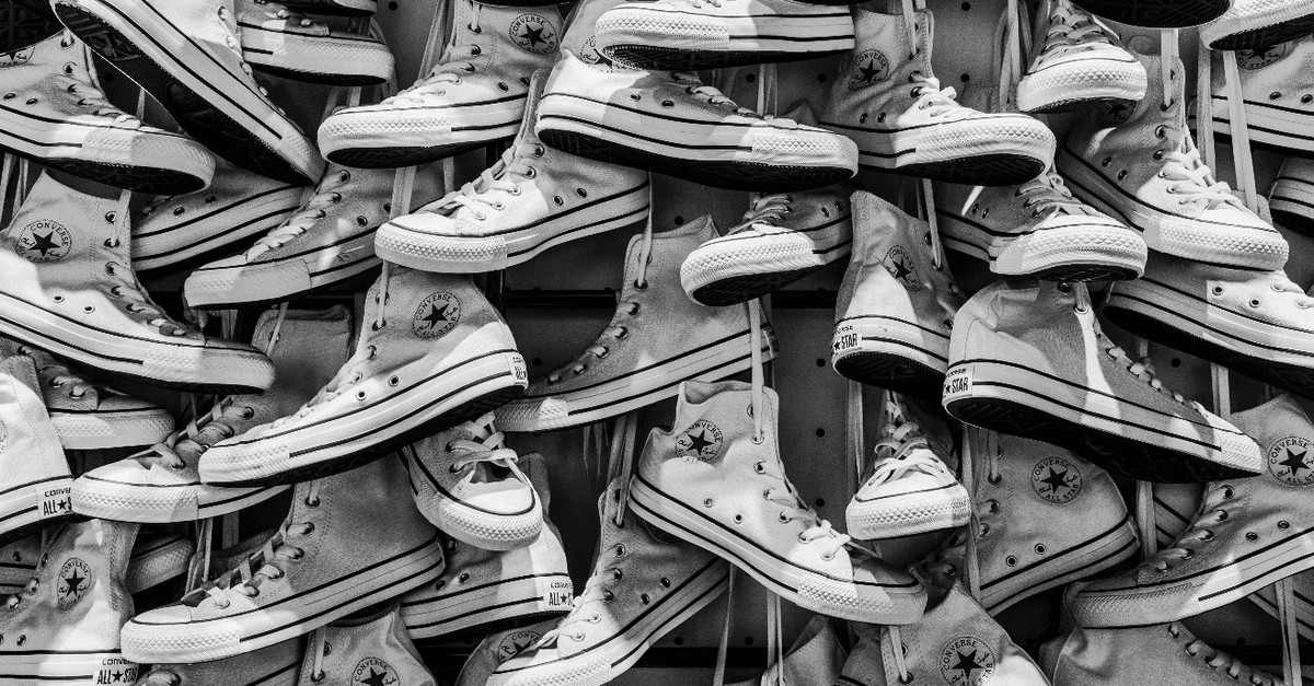 Chuck Taylor All Stars Converses are icons in many industries from music to sports.