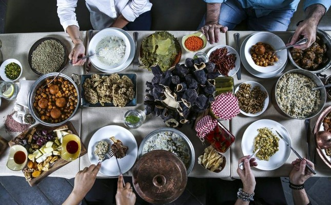 Istanbul cuisine: A perfect blend of east and west