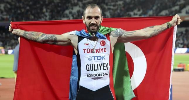Champion Turkish sprinter among Golden Tracks award nominees