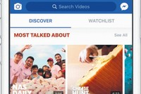 Facebook Inc on Wednesday made its biggest move to date to compete in the television market by expanding its video offerings with programming ranging from professional women's basketball to a...