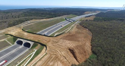pThe North Marmara Highway project is set to receive around $2.8 billion in financing from six major Turkish banks by the end of this year./p  pThe three leading public banks, Ziraat Bank,...