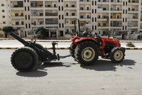 Homemade weapons of the Syrian opposition