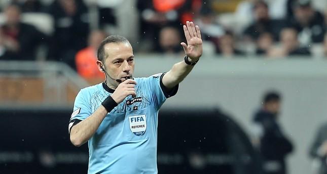 Turkey's Çakır to officiate Liverpool-Barcelona match