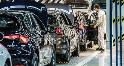 Automotive exports boosted by sales to US, Netherlands in July