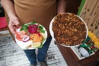 Green lahmacun: Turkey's favorite fast food goes vegan