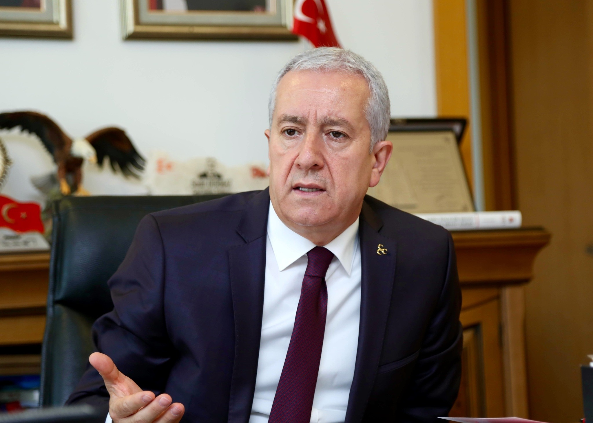 MHP Deputy Chair Durmaz said both AK Party and MHP have nationalistic sensitivities and a desire to implement a more powerful administrative system that will be able to overcome all sorts of threats.