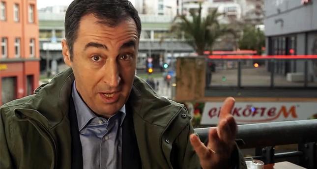 German politician Özdemir meddles in Turkish politics