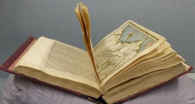 """Kitab-ı Cihannüma"" by Ottoman scholar Katip Çelebi."
