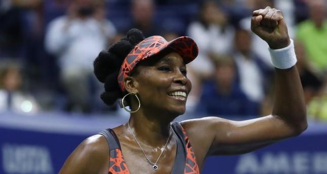 Venus beats Kvitova to face Stephens in US Open semis