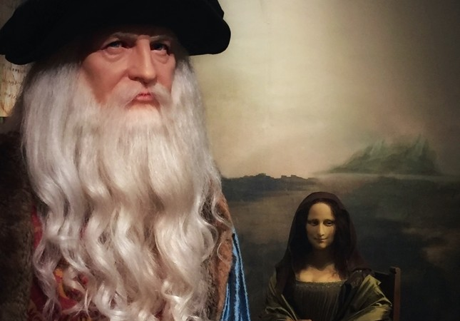 Mona Lisa, Leonardo Da Vinci together for first time after 510 years at Madame Tussauds Istanbul