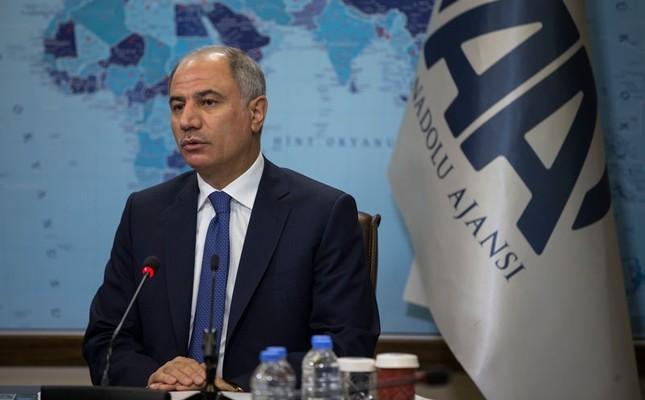 Clearing terrorist threat across Syria border is Turkey's right, Interior Minister Ala says