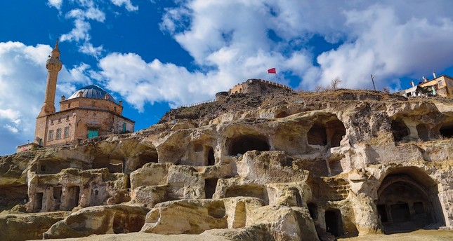 The newly discovered underground city in Cappadocia is thought to be the biggest in the world.