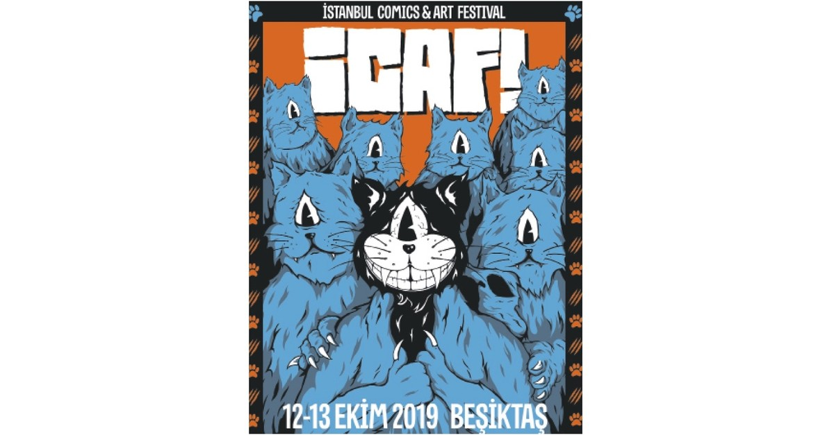 The Istanbul Comics and Art Festivalu2019s theme will be u201cLike an Animalu201d this year.
