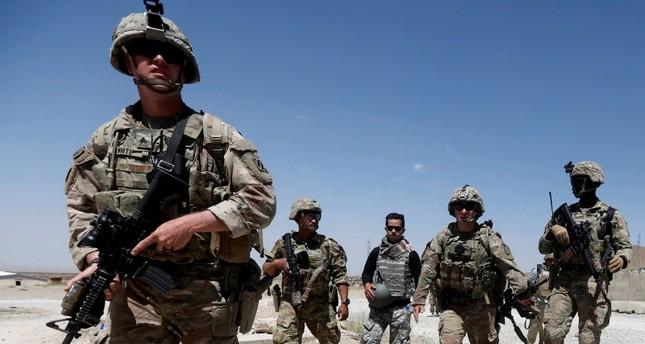 أرشيفية- جنود أمريكيون فيأفغانستان   /رويترز