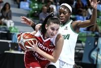 Turkish women basketball team to face Australia in FIBA World Cup