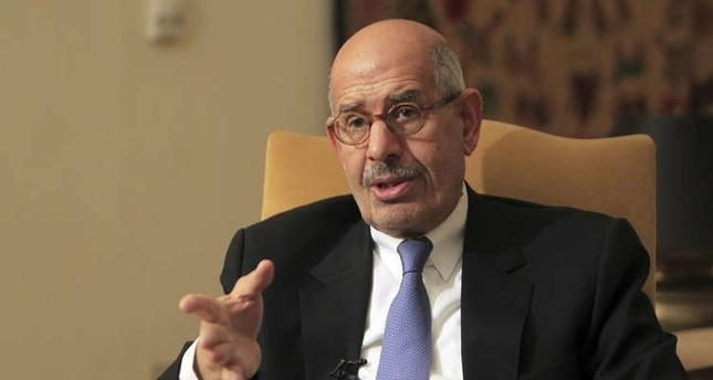 البرادعي يطالب برعاية صحية للبلتاجي القيادي بـإخوان مصر