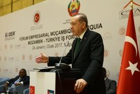 Erdoğan warns Mozambique of Gülen threat, urges action against the terror cult