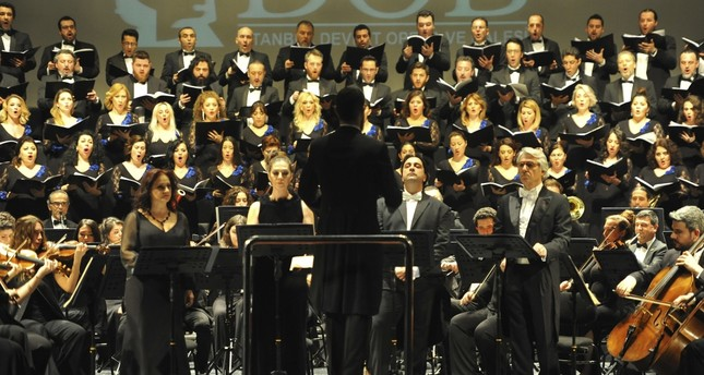 Istanbul's Süreyya Opera to host 'Stabat Mater' oratorio for two nights