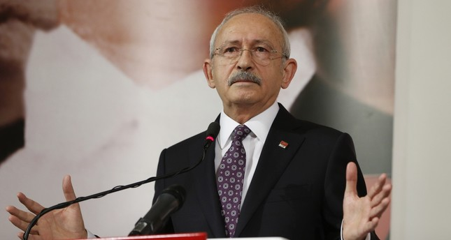 On Tuesday, the CHP revealed its joint mayoral candidates for Istanbul and the capital Ankara.