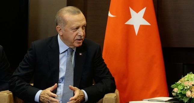 أردوغان: الاتفاق التركي الروسي ضربة جديدة للممر الإرهابي بسوريا