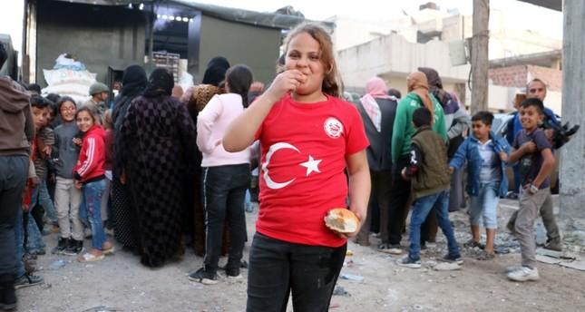 عودة 30 ألف سوري إلى رأس العين بعد تطهيرها من إرهابيي ي ب ك/ بي كا كا