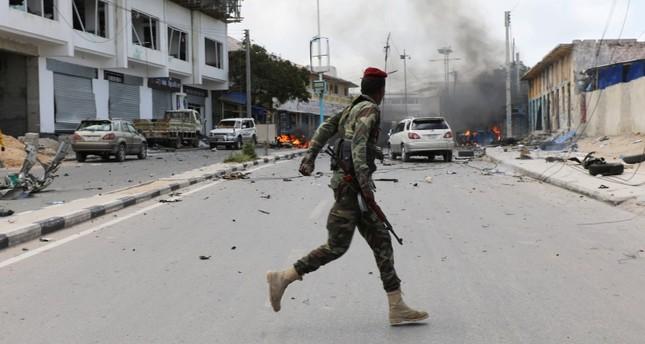 مقديشو.. مقتل 10 أشخاص في هجوم استهدف الداخلية الصومالية