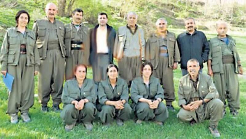 HDP deputies' links with PKK terrorists in pictures