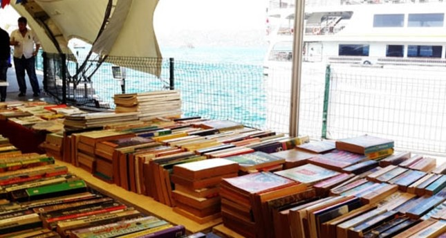 Üsküdar Fest for bookworms