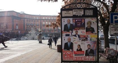 انطلاق التصويت في الانتخابات النيابية المبكرة بأرمينيا