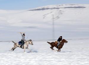 Зима в Турции: самые красивые снежные пейзажи