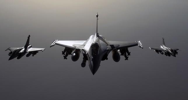 طائرات مقاتلة بريطانية تعترض قاذفتين روسيتين قرب مجالها الجوي