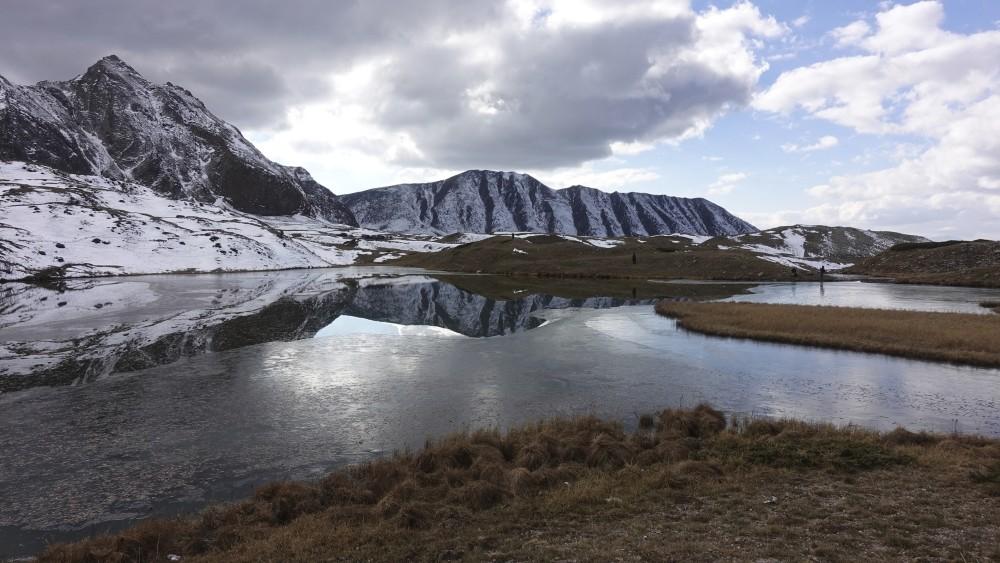 The Arsiyan Plateau in northeastern Turkeyu2019s Artvin.