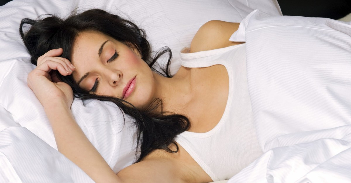 You have quality sleep if you feel rested and fresh when you wake up.
