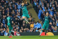 Tottenham oust Manchester City on away goals in Champions League thriller