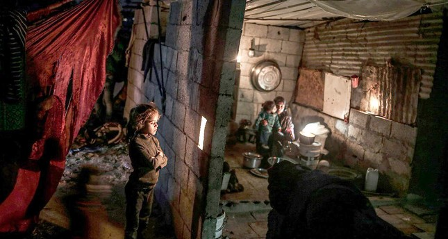 The people of Gaza face a lack of electricity, drinking water and food due to the ongoing Israeli blockade.