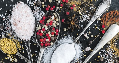 Add spice to your life with Turkey's unique selection of seasonings