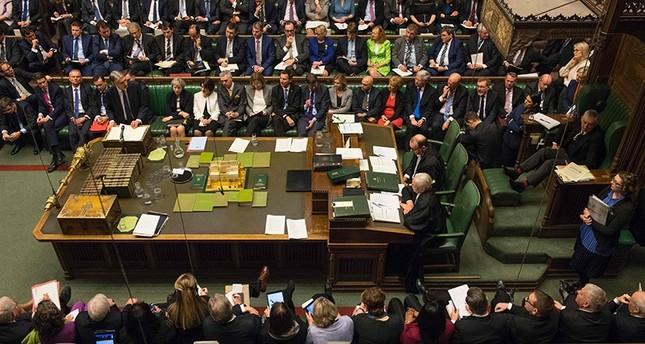 البرلمان البريطاني يعطي موافقته النهائية على بدء الخروج من الاتحاد الأوروبي
