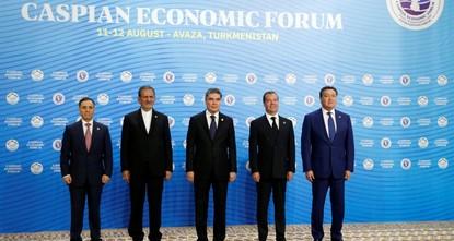 First Caspian Economic Forum convenes in Turkmenistan