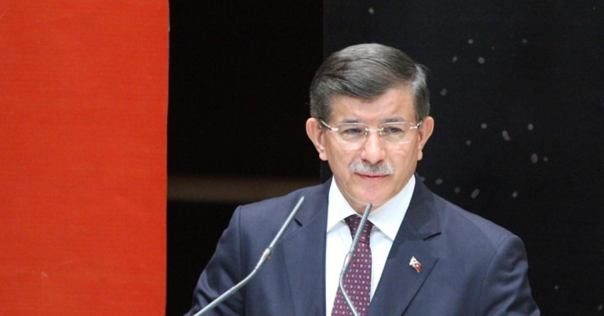 Former PM Davutou011flu