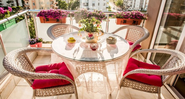 Traditional balconies become a thing of the past